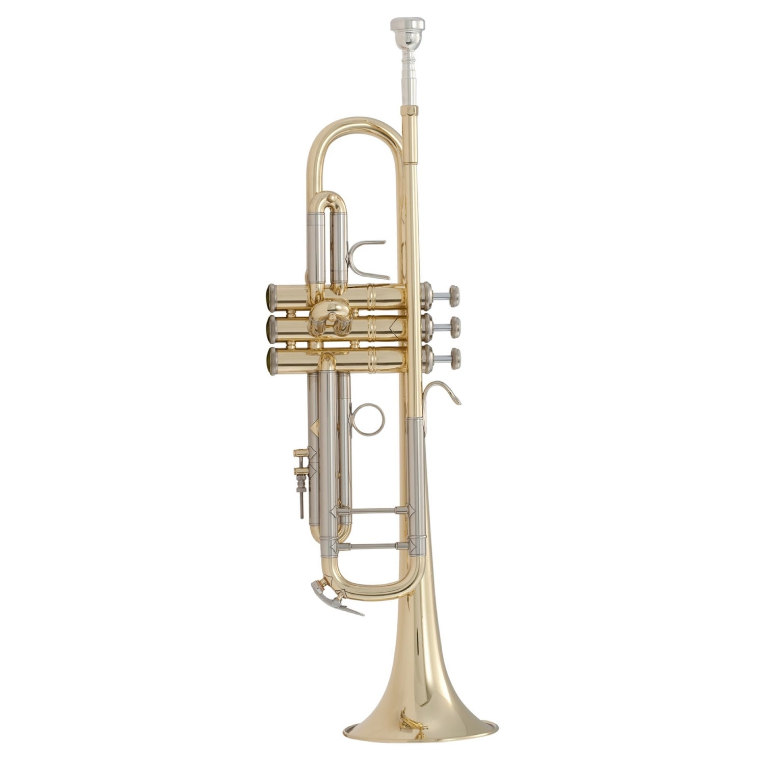 Bach 18043 Stradivarius Professional Bb Trumpet, Lacquer