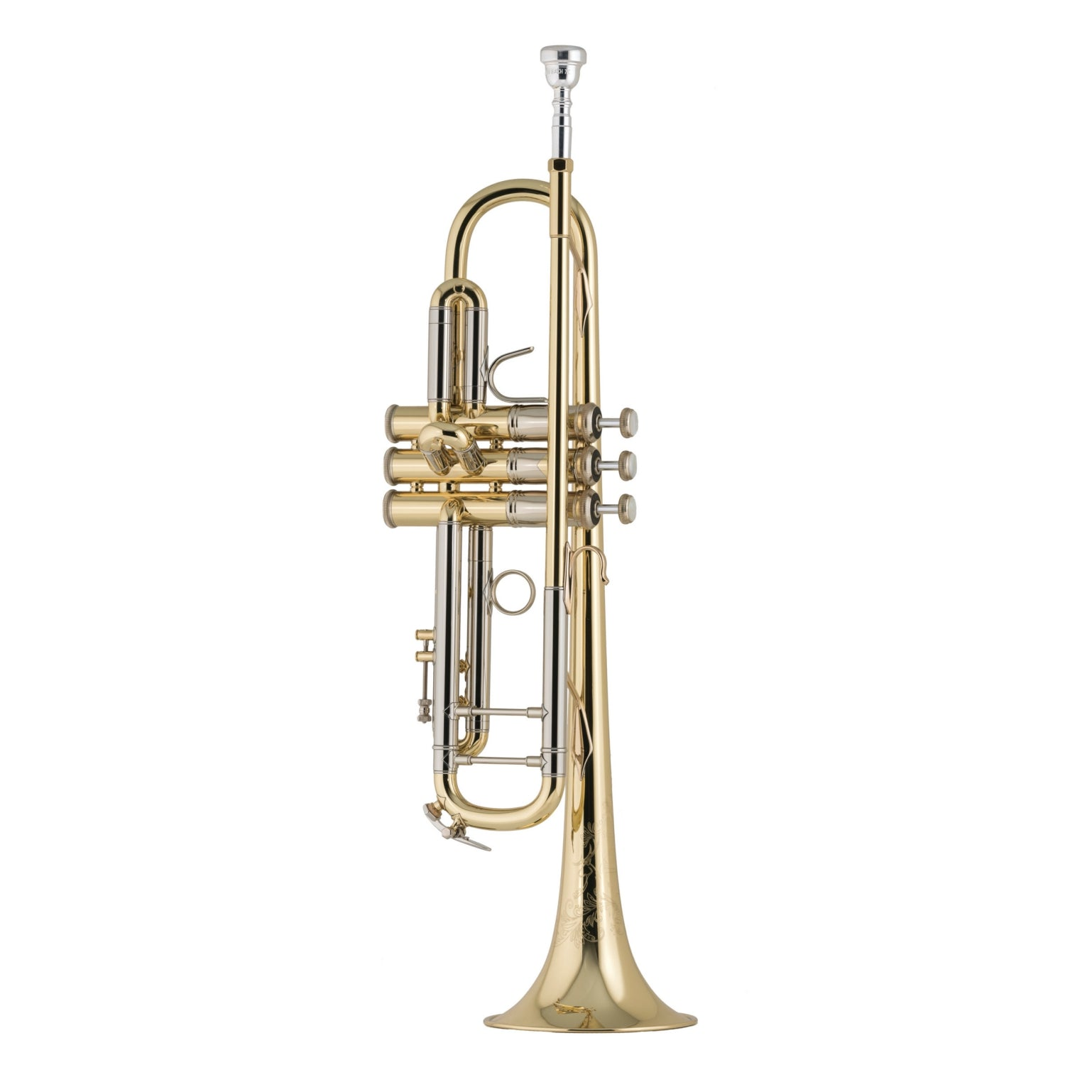 Bach 19037 Stradivarius Series 50th Anniversary Professional Bb Trumpet, Lacquer