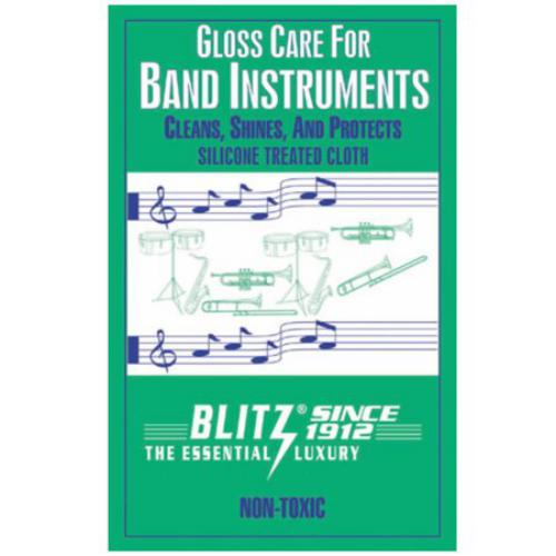 Blitz 306 Gloss Care Lacquer Polish Cloth | Kincaid's Is Music