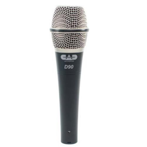CAD Audio D90 Supercardioid Dynamic Handheld Microphone