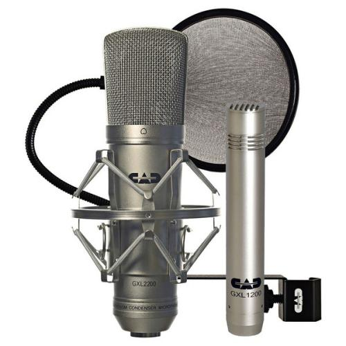 CAD GXL2200SP Studio Microphone Pack