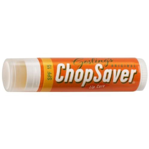 ChopSaver Gold Lip Balm with SPF 15 Protection