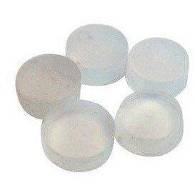 Conn-Selmer Clear Flute Plugs - Clear Silicone (Pack of 5)