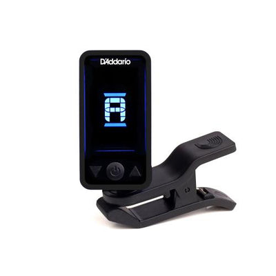 D'Addario Eclipse Tuner - Black | Kincaid's Is Music