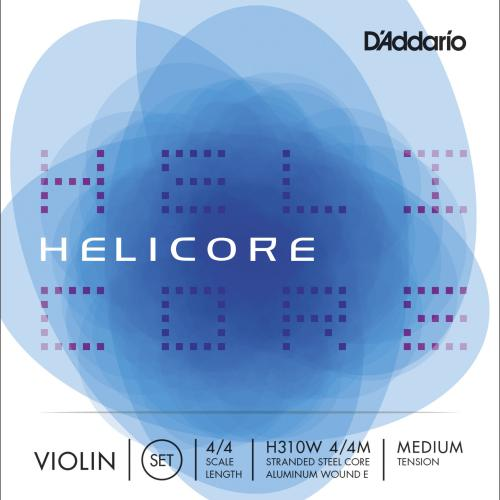 D'Addario Helicore 4/4 Violin String Set | Kincaid's Is Music