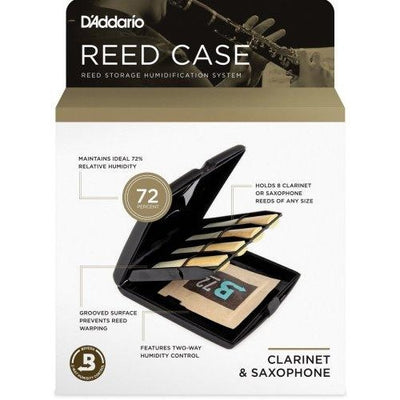D'Addario Multi-Instrument Reed Case | Kincaid's Is Music