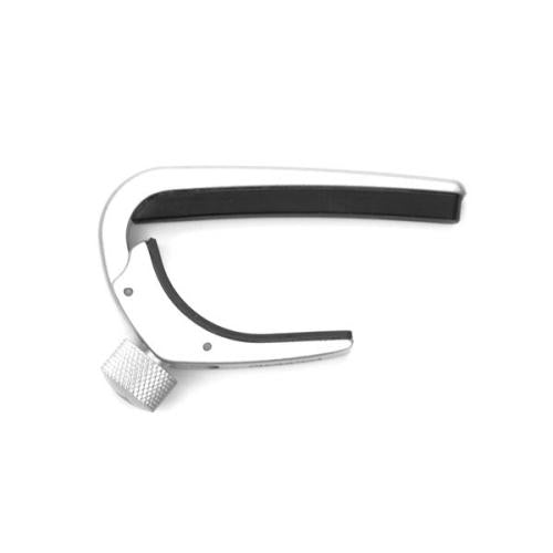 D'Addario Planet Waves NS Capo Pro - Silver | Kincaid's Is Music