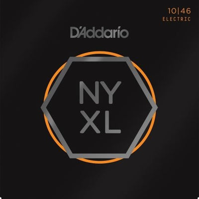 D'Addario NYXL Nickel Wound Electric Guitar Strings | Kincaid's Is Music