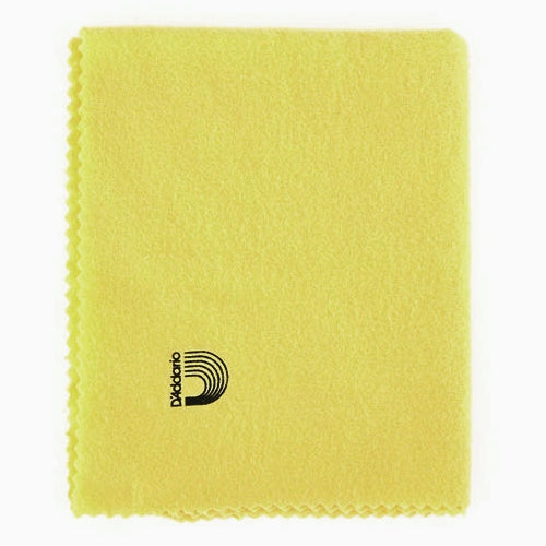 D'Addario Planet Waves Untreated Cotton Polishing Cloth