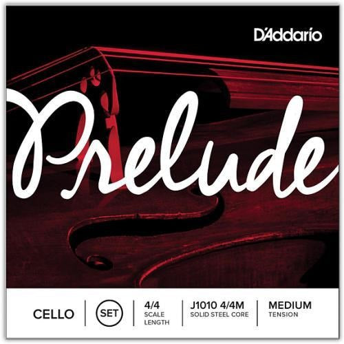 D'Addario Prelude Cello String Set | Kincaid's Is Music