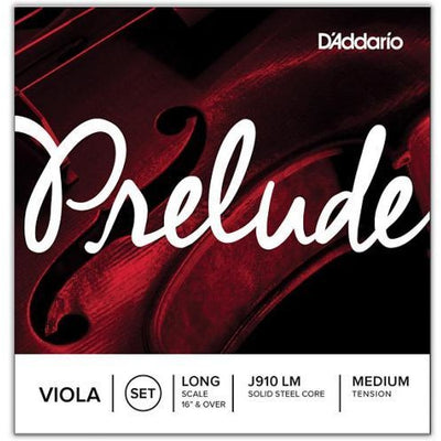 D'Addario Prelude Viola String Set | Kincaid's Is Music