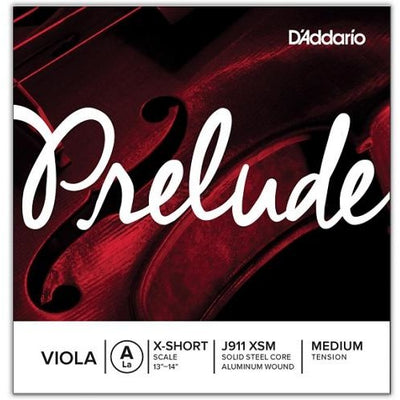 D'Addario Prelude Individual Viola Strings | Kincaid's Is Music