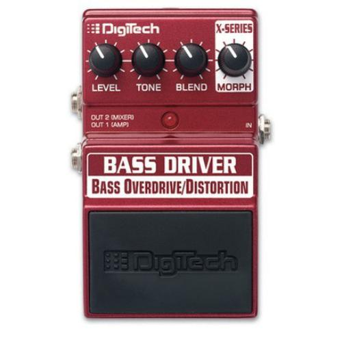 DigiTech Bass Driver Pedal | Kincaid's Is Music