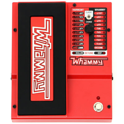 DigiTech Whammy 5 Pitch-Shift Effects Pedal
