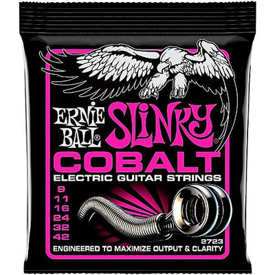 Ernie Ball 2723 Cobalt Slinky Electric Guitar Strings | Kincaid's Is Music
