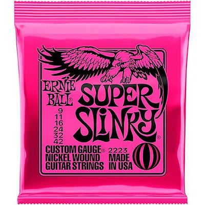 Ernie Ball Slinky Nickel Wound Electric Guitar Strings | Kincaid's Is Music