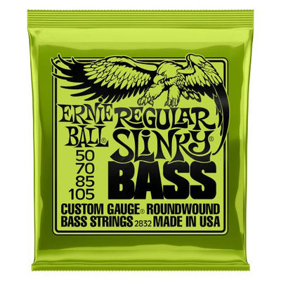 Ernie Ball Slinky Roundwound Bass Guitar Strings | Kincaid's Is Music