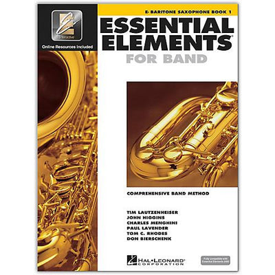 Essential Elements for Band - Book 1 Baritone Saxophone | Kincaid's Is Music