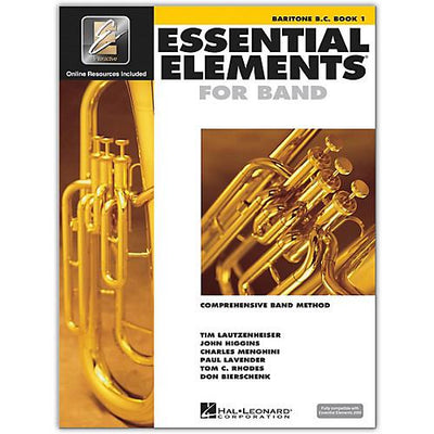 Essential Elements for Band - Book 1 Baritone TC | Kincaid's Is Music