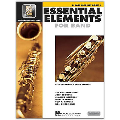 Essential Elements for Band - Book 1 Bass Clarinet | Kincaid's Is Music