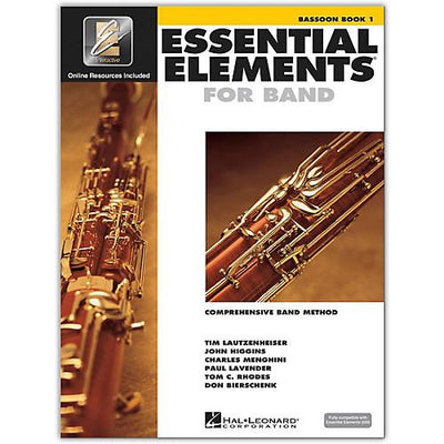 Essential Elements for Band - Book 1 Bassoon | Kincaid's Is Music