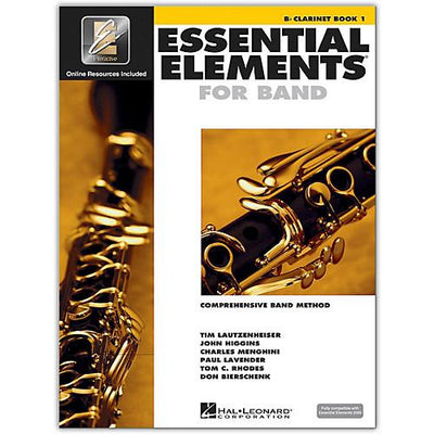 Essential Elements for Band - Book 1 Clarinet | Kincaid's Is Music