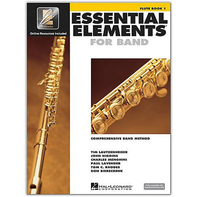 Essential Elements for Band - Book 1 Flute | Kincaid's Is Music