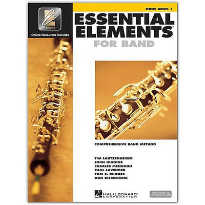 Essential Elements for Band - Book 1 Oboe | Kincaid's Is Music