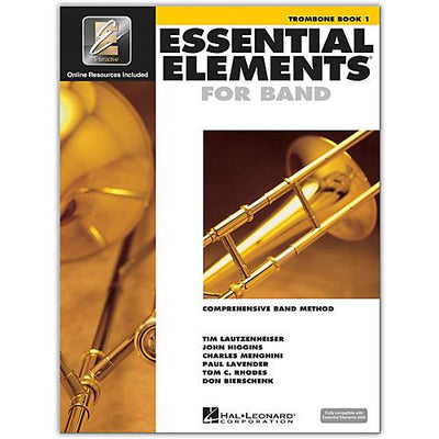 Essential Elements for Band - Book 1 Trombone  | Kincaid's Is Music