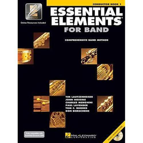 Essential Elements for Band, Conductor's Book 1 | Kincaid's Is Music