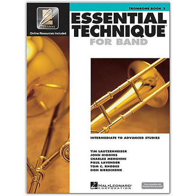 Essential Technique for Band Trombone | Kincaid's Is Music