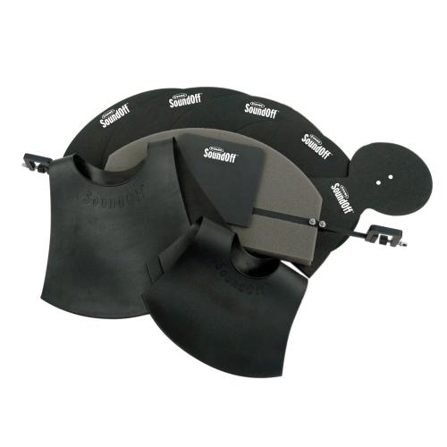 Evans Sound-Off Drum Mutes Standard Set