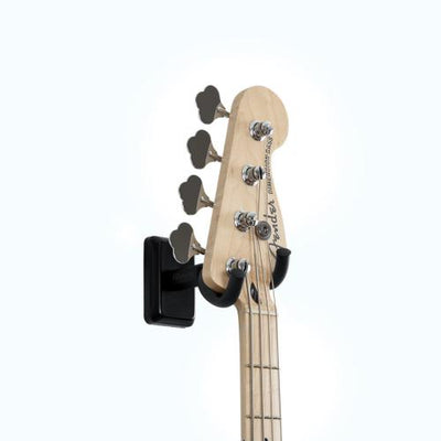 Gator Frameworks Guitar Wall Hanger - Black | Kincaid's Is Music