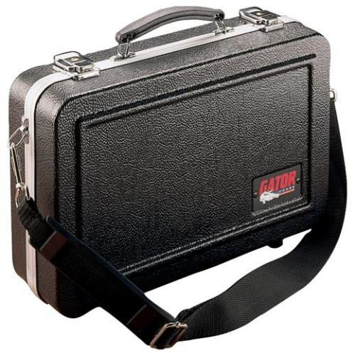 Gator GC Series Deluxe Molded Clarinet Case