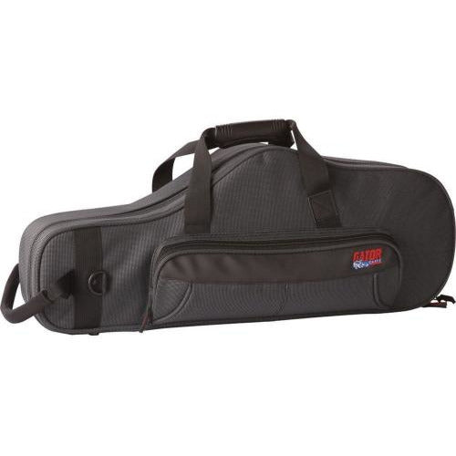Gator GL Series Lightweight Black Alto Saxophone Case