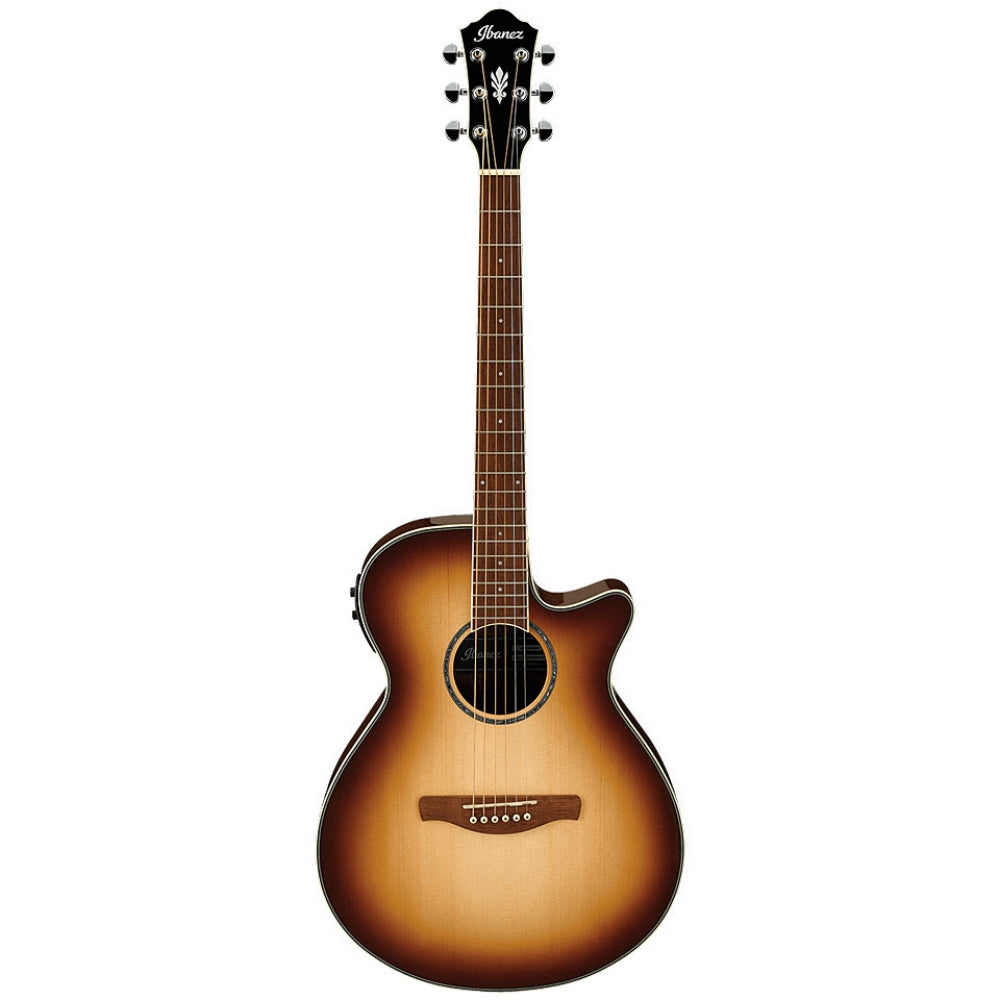 Ibanez AEG10II-NBB Acoustic-Electric Guitar - Natural Browned Burst