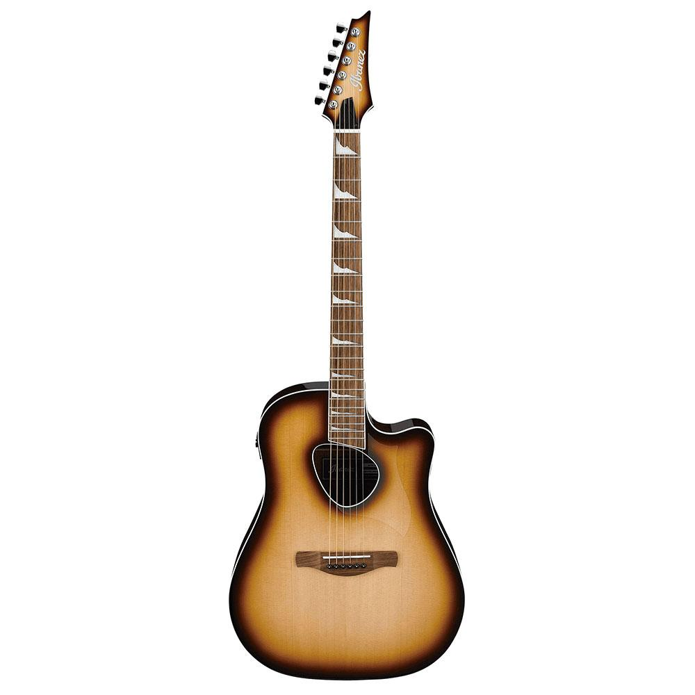Ibanez Altstar ALT30 Acoustic-Electric Guitar, Natural Browned Burst | Kincaid's Is Music