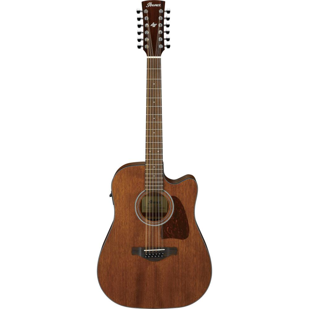 Ibanez Artwood Series 12-String Mahogany Acoustic-Electric Guitar | Kincaid's Is Music