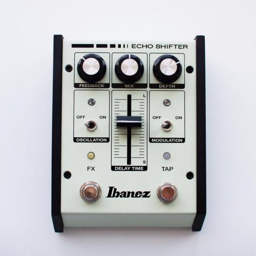 Ibanez ES2 Echo Shifter Analog Delay with Modulation Guitar Effects Pedal