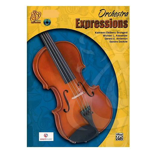 Orchestra Expressions - Book 1 | Kincaid's Is Music