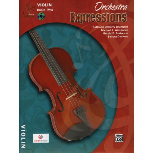 Orchestra Expressions - Book 2 | Kincaid's Is Music