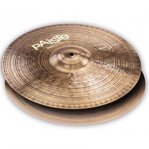 "Paiste 900 Series 14"" Heavy Hi-Hat Cymbals  