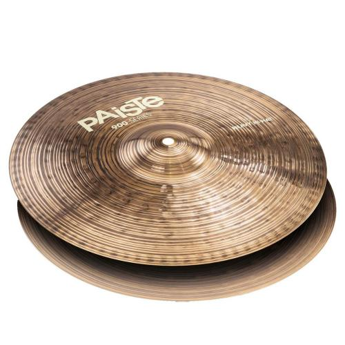 "Paiste 900 Series 15"" Heavy Hi-Hat Cymbals 