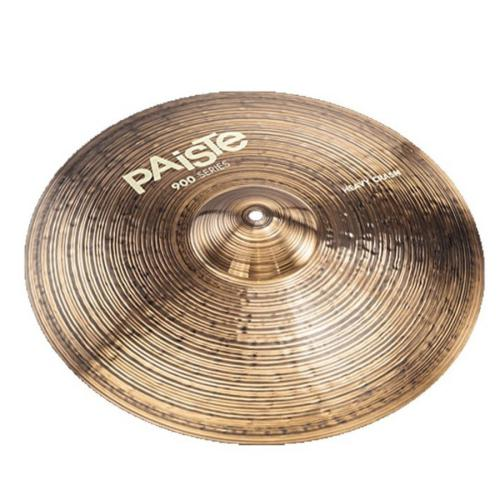 "Paiste 900 Series 16"" Heavy Crash Cymbal 
