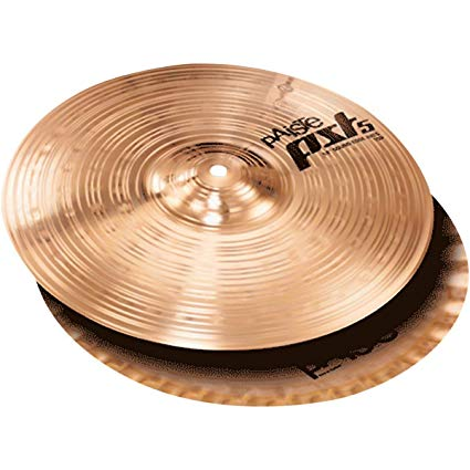"Paiste PST5 14"" Sound Edge Hi-Hat Cymbals 