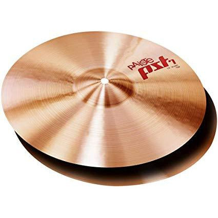 "Paiste PST7 14"" Hi-Hat Cymbals 