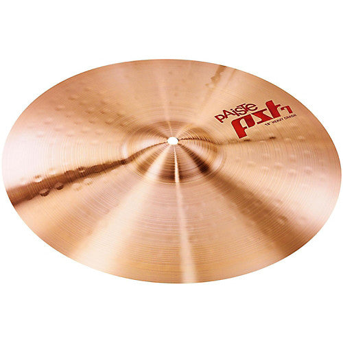 "Paiste PST7 16"" Heavy Crash Cymbal 