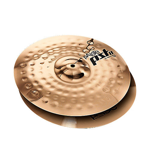 "Paiste PST8 Reflector 14"" Rock Hi-Hat Cymbals 