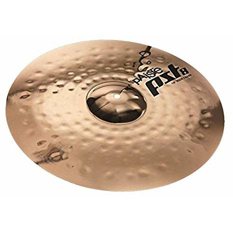 "Paiste PST8 Reflector 18"" Rock Crash Cymbal"