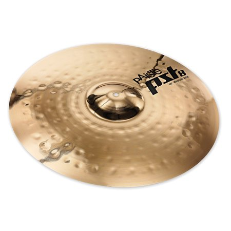 "Paiste PST8 Reflector 20"" Medium Ride Cymbal"